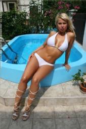 Stefani Silver - Pool