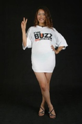 MS KOKO J - KOKO J in a BUZZ Tea shirt