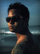 irwan windani - ducati sunglasses