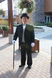 Donald Wilson - Don in Top Hat