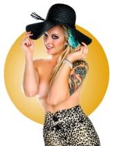 Windfyre Photography - Cheetah Skirt