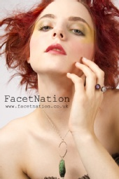 Chloe Isherwood - The' Amulet' Range by FacetNation