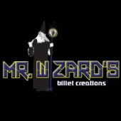 Richard Fischer - Mr. Wizard's Logo