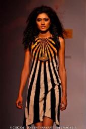 Trinisha Suzzette Collas - Colombo Fashion Week 2010