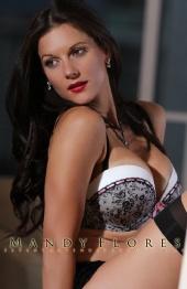 Mandy Flores - Victoria Secret Shot
