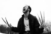 Brent Cherry - Wolverine shoot