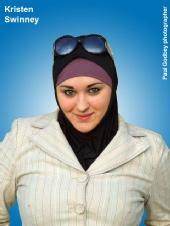 Paul Godbey - Kristetn Swinney, Muslim office manager