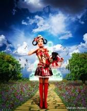 Marcelo Aquilio - Alice in Wonderland
