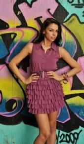 Model Jennifer Rivera