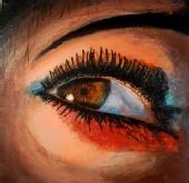 Cody LeVon - Eye of the Beholder - Acrylic