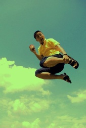 Wijaya - Jump and reach your dreams!