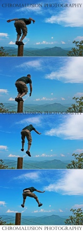 Chromalusion Photography - JUMP!