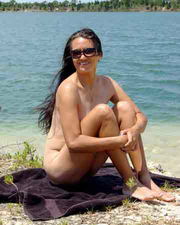 Nudist Colony Living In Hudson Florida