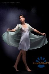 Lumacraft Photography - Angel in Pastels