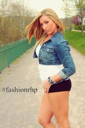 Fashion RHP - Gena Vanderhoof