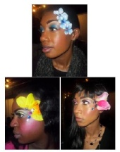 Cats Creations Makeup - Flower Trio