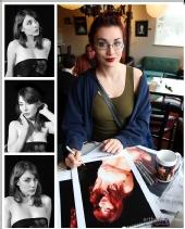 ArtiztikFoto - Ravyn Black Autograph Session