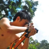 Whiterromantic - Outdoor Shoot