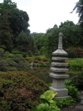 TAverill - Shosuro Garden sculpture