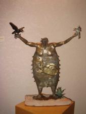 Max Gold - Toad shaman