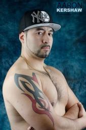 Aaron Kershaw - Strong Tatoo