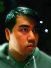 Carlo-Rufino Sabusap - Self Portrait