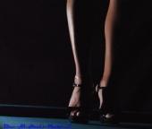 Blue Hi-Heels Photo