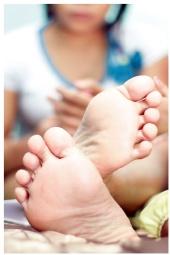 ardhie rachman - foot