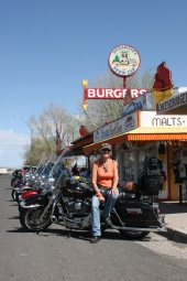 Mike Sayer - Getting our Kicks on Route 66