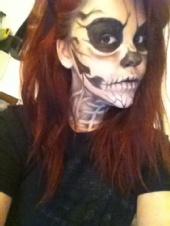 Ally Rainwater - feelin kinda skully