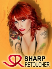 Sharp Retoucher