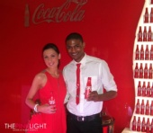 The Pink Light Model & Talent Agency - Coca Cola Promotional Models