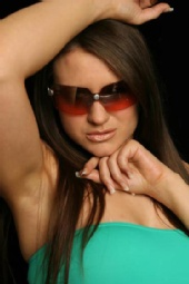 Becky Model - Portrait