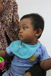 David Tan - baby face