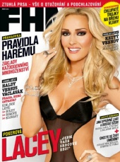 Lacey Jones - FHM Czech Feb 2012