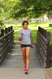 On The Go Photography - Health & Fitness Shoot - Walking