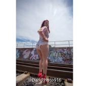 Rachel Louviere - Train Tracks